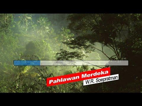 [Midi Karaoke] ♬ W.R. Soepratman - Kr. Pahlawan Merdeka ♬ +Lirik Lagu [High Quality Sound]