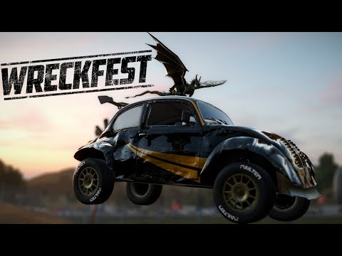 Retro Rammers: Wreckfest DLC #1 |