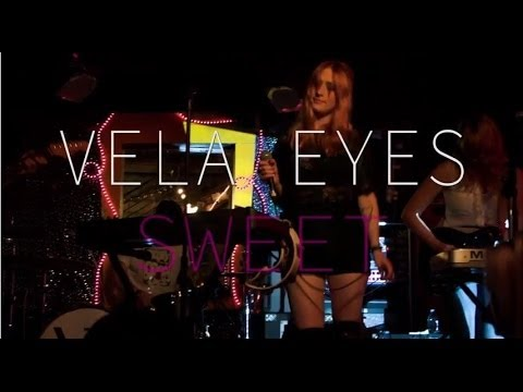 Vela Eyes - Sweet (new song) - Live at Bottom of the Hill, San Francisco.