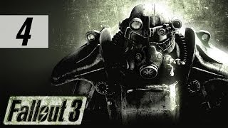 """Fallout 3 - Let's Play - Part 4 - """"A Powerful Pistol"""" 