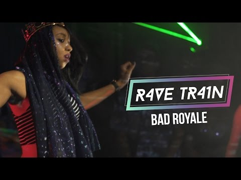 Bad Royale Trailer for Rave Train Season 3