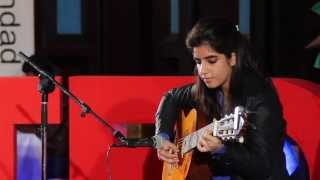 Performance: Basma Haitham at TEDxBaghdad