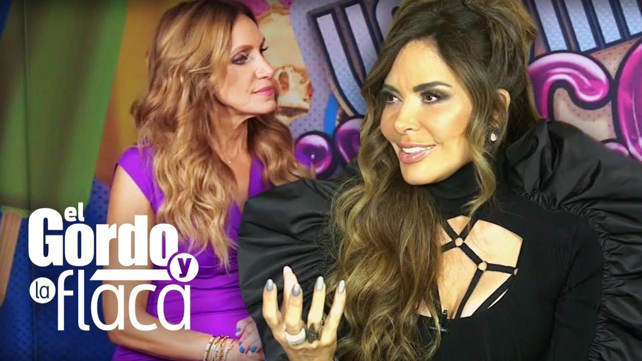 Gloria Trevi revela a Lili que sigue preparando la serie de TV en la que contará su vida   GYF