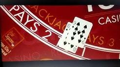 21 casino scene