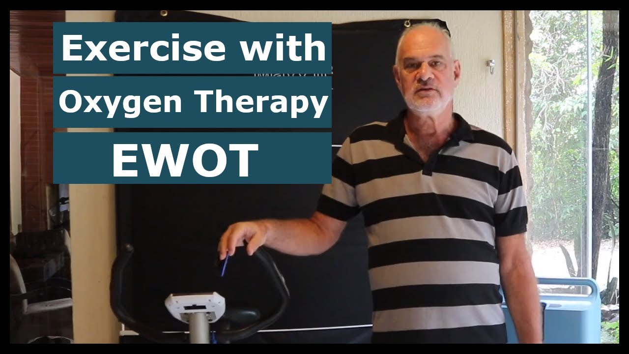 Exercise with Oxygen Therapy (EWOT) Maxx 02