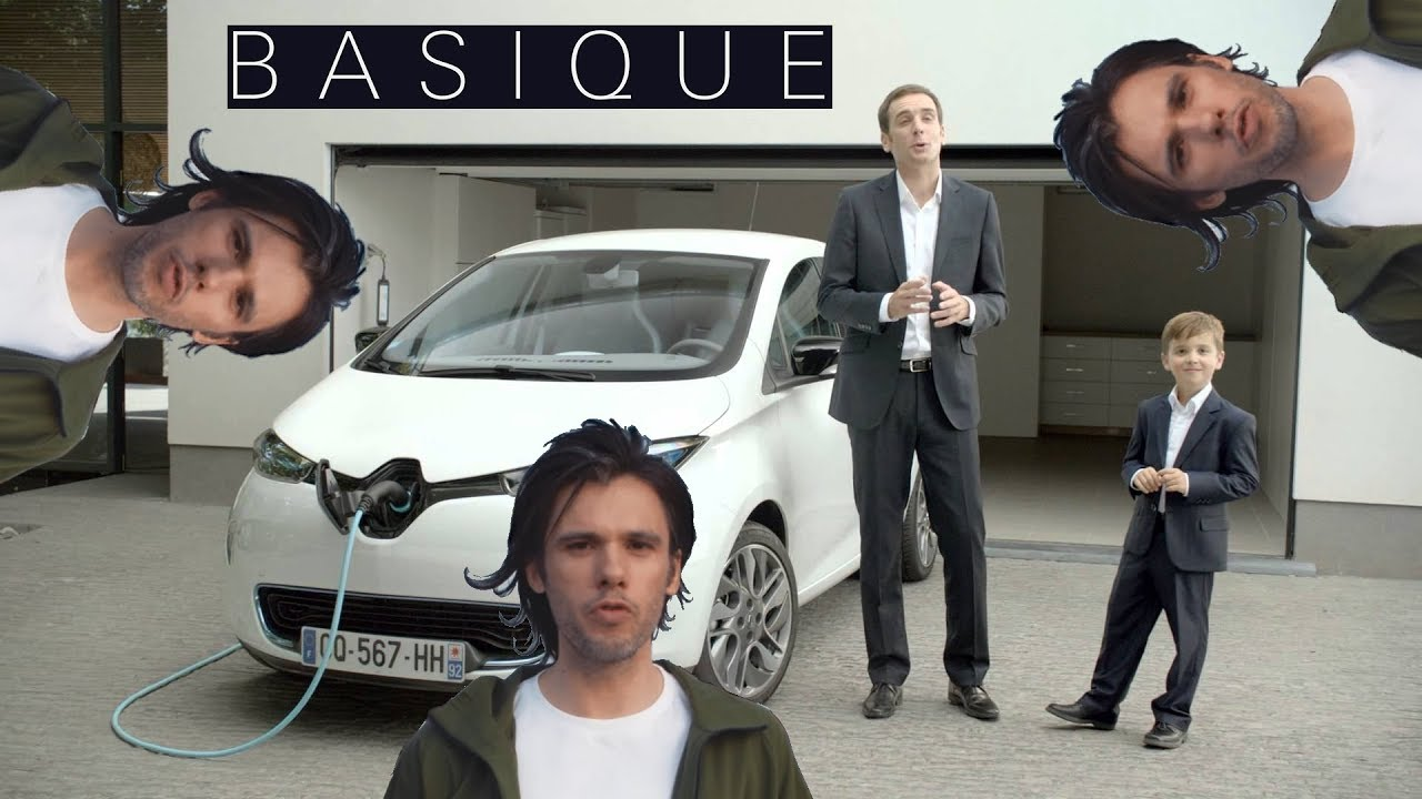 orelsan basique vs pub renault zoe frenchtouch youtube. Black Bedroom Furniture Sets. Home Design Ideas