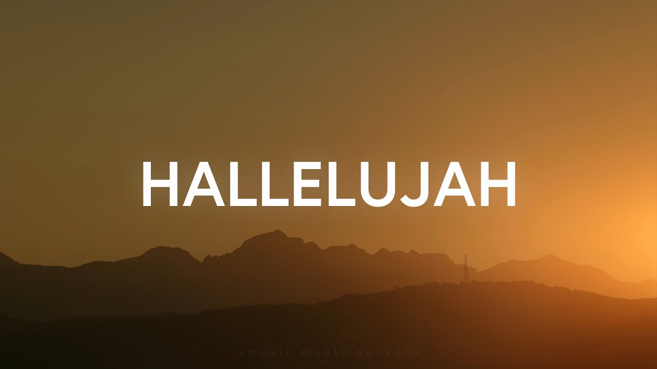 7 Hills Worship - Hallelujah (Lyrics)