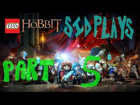Sid Plays: Lego The Hobbit: Part 5: Radagast