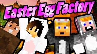 Minecraft - Easter Egg Factory [NYULAK LETTÜNK!]