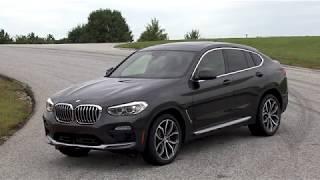 2019 BMW X4 30i - The Design