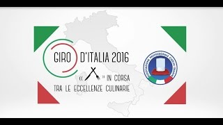 GIRO D'ITALIA 2016 - In corsa tra le eccellenze culinarie1° Tappa Giro  - Veneto