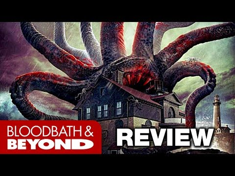 Grabbers (2012) - Horror Movie Review