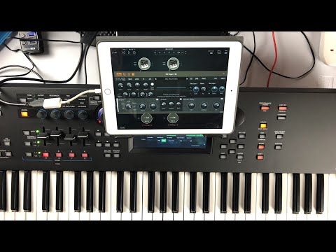 FM Player 2 by AudioKit - James Edward Cosby Patch Bank Demo - Live Stream