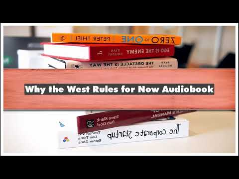 Ian Morris Why the West Rules for Now Part 01 Audiobook