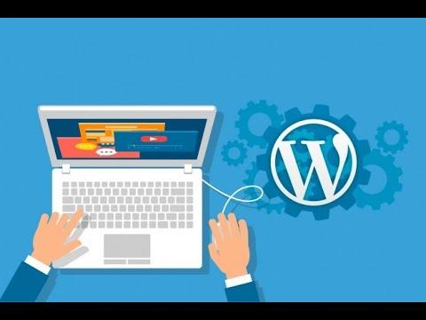 WordPress как сделать переход на новую страницу