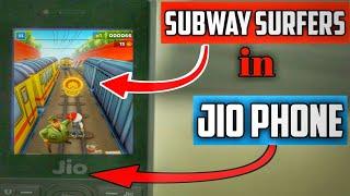 subway surfers java 240x400 скачать