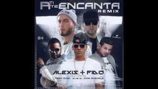 A ti te encanta (Official Remix) - Alexis y Fido Ft Tony Dize, Wisin y Don Miguelo