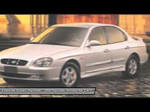 2000 HYUNDAI SONATA Council Bluffs, IA 43104B