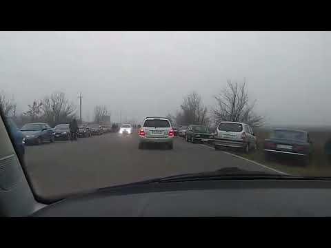 Очередь в МРЭО г. Луганск, ЛНР