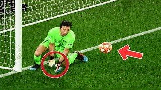 Errori o Papere dei PORTIERI più ASSURDI e DIVERTENTI nel Calcio !!!