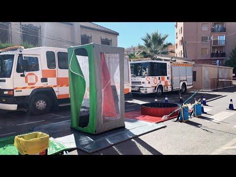 El número de positivos en el Hospital Virgen del Alcázar de Lorca se eleva a 63