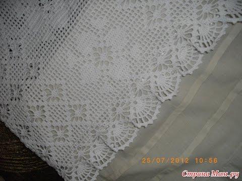 Вязаные платья, туники Вязание крючком, схемы вязания
