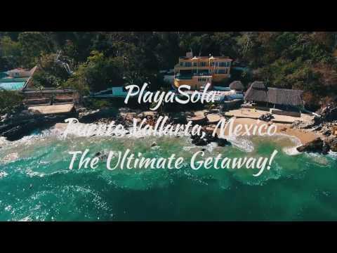 Playasola - Luxury Villa Rental, Las Animas Beach, Puerto Vallarta