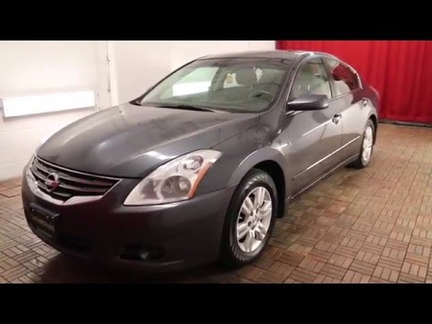 2012 NISSAN ALTIMA SEDAN 2.5 S CVT- Car Credit Kingston