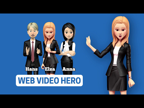 3D EXPLAINER Video - High Quality and Affordable