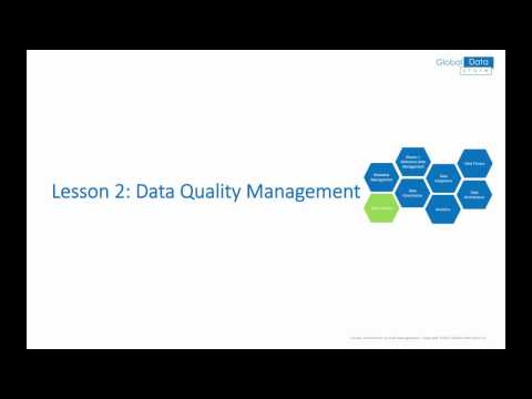 Data Management - Data Quality