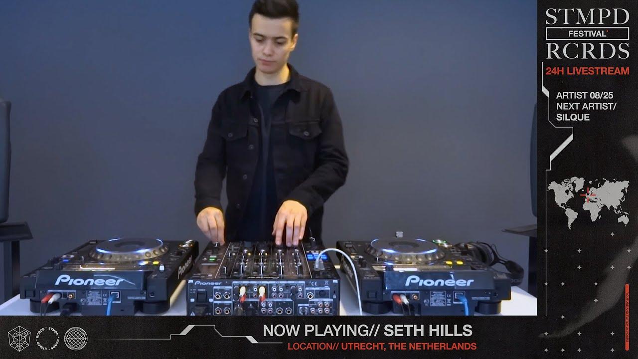 Download SETH HILLS LIVE @ STMPD RCRDS FESTIVAL