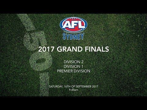 AFL SYDNEY GRAND FINALS LIVE STREAMING - SATURDAY