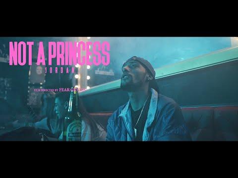 Jordan - Not a princess