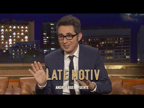 LATE MOTIV - Consultorio de Berto Romero. 'Soy como Paulo Coelho' | #LateMotiv198