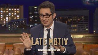 LATE MOTIV - Consultorio de Berto Romero.
