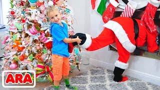 فلاد ونيكيتا وقصة هدايا عيد الميلاد