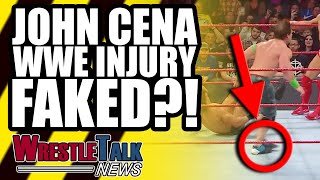 John Cena WWE Injury FAKED?! New WWE Stars SIGNED! | WrestleTalk News Jan. 2019