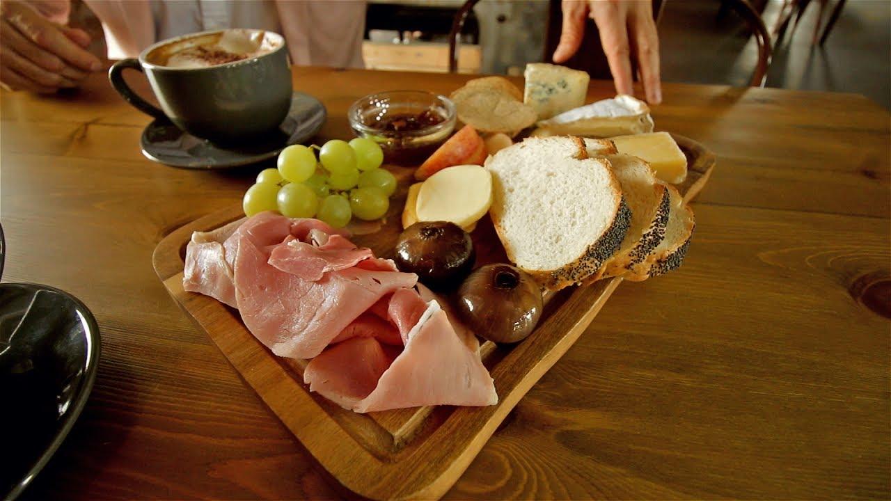 Reddoor Review Mcguires Fine Foods At Copper Rivet Distillery