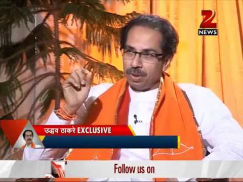 Exclusive interview with Shiv Sena president Uddhav Thackeray