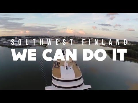 Southwest Finland we can do it