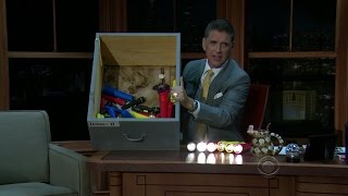Late Late Show with Craig Ferguson 11/9/2012 Eric Idle, Emily VanCamp