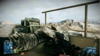 Molestando en Battlefield 3: Troleando a Luck... los snipers 6, Dramatic Sniper