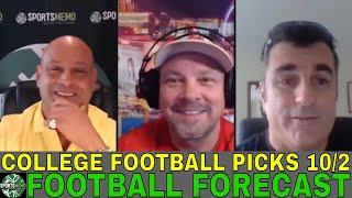 NCAAF Week 5 Picks and Predictions | Texas vs TCU | ND vs Cincinnati | Sportsmemo Football Forecast