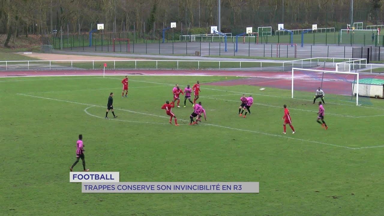 Yvelines | Football : Trappes conserve son invincibilité en R3