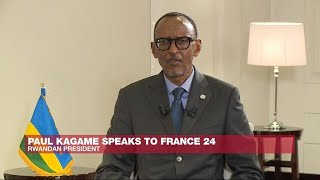 Rwanda's Kagame hails French report on 1994 genocide as a 'big step forward'