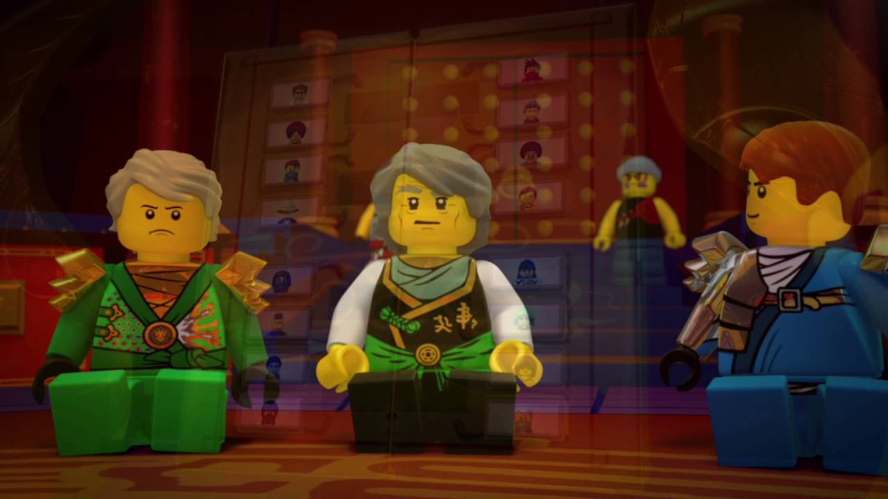 Jay Vincent Ninjago Soundtrack