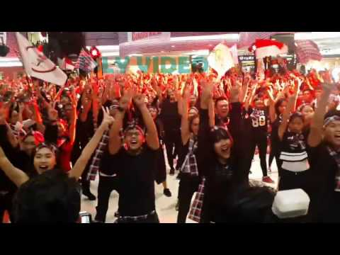 FREE STYLE FLASH MOB