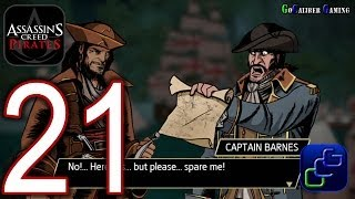 Assassin's Creed Pirates Walkthrough - Part 21 - Chapter 4: On the Hunt