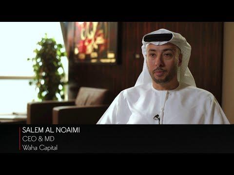 Waha Capital CEO & MD Salem Al Noaimi on past wins & future plays