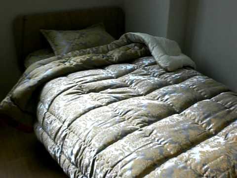 Dankook University Dorm Room